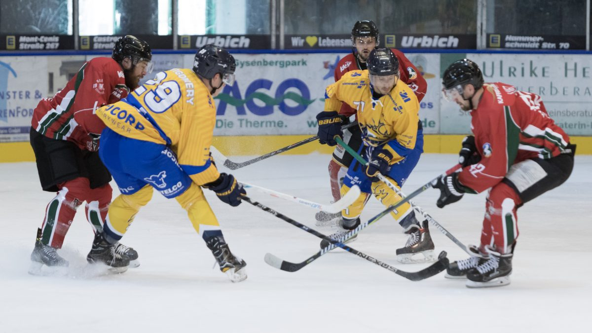 Topijshockey voor Quiet-members