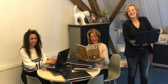 Laptops voor Quiet Den Bosch